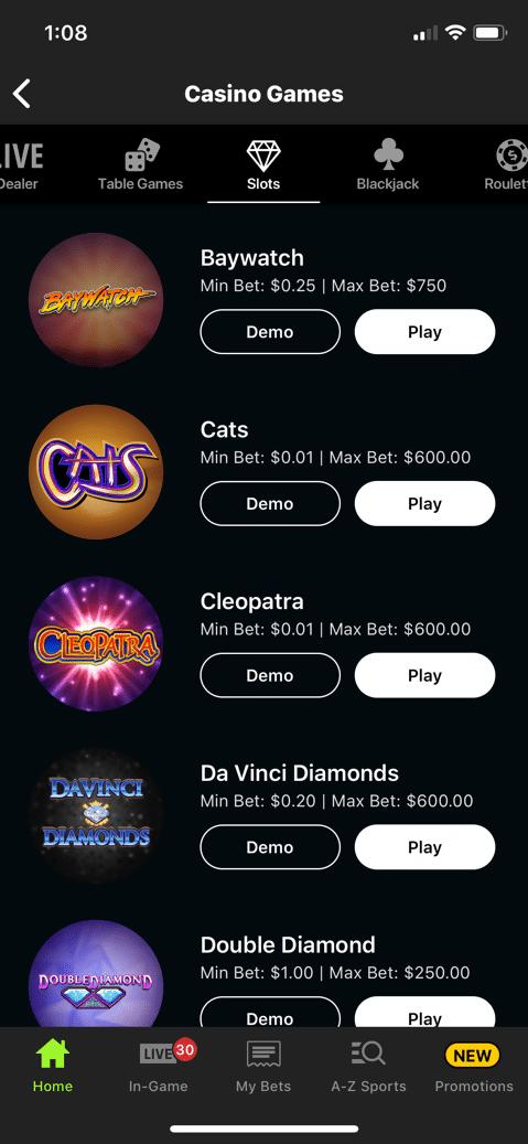 DraftKings Casino 3