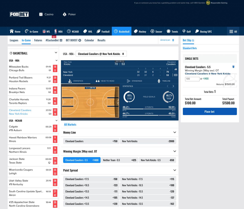 FOX Bet NBA