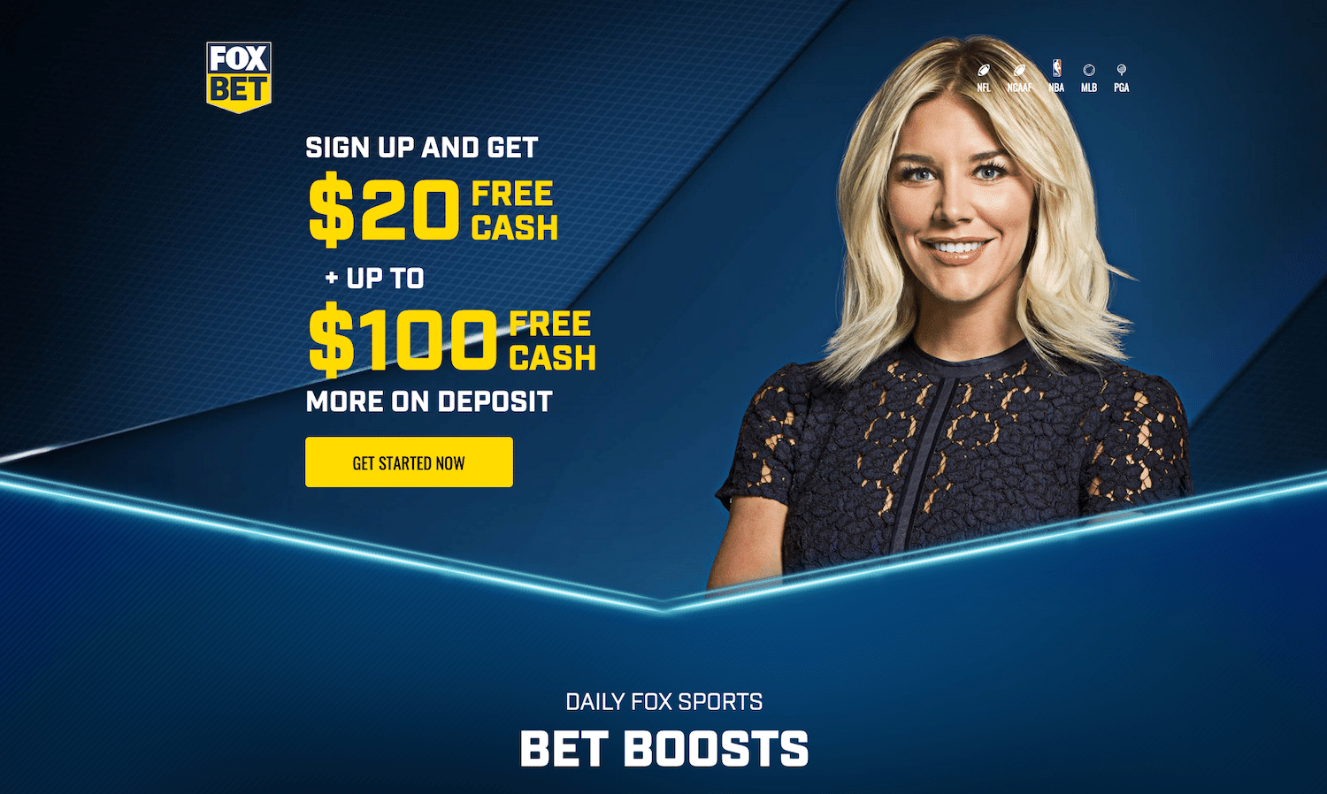 FOX Bet screenshot